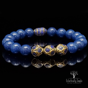 Apparel & Accessories > Jewelry Osiris Series 01 , Men's Bracelets / Cuffs - Eclectically Simple, LLC