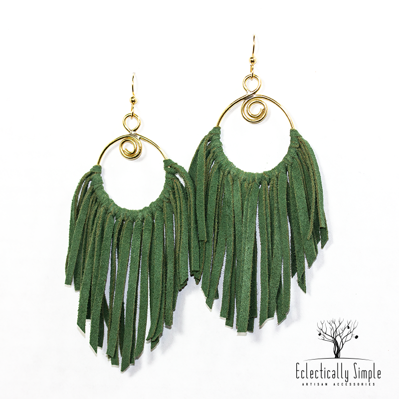 Apparel & Accessories > Jewelry SHAYLA - TWA Collection , Women's Earrings - Eclectically Simple, LLC