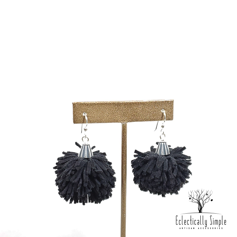 Apparel & Accessories > Jewelry JAIME 2.0 - Tousled With Attitude (TWA) Collection , Women's Earrings - Eclectically Simple, LLC