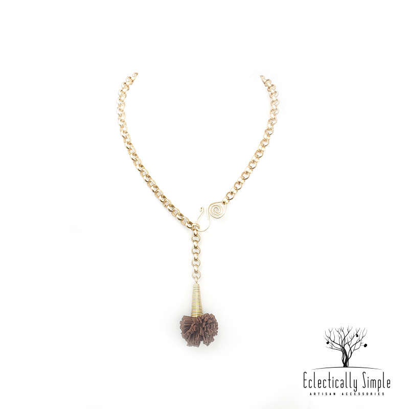 JAIME  Necklace - TWA Collection - Eclectically Simple, LLC