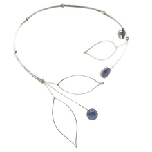 Leaf Collar Necklace - Eclectically Simple