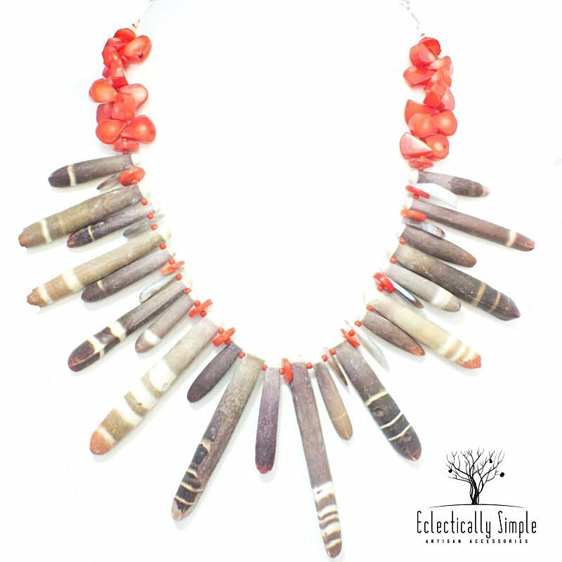 Apparel & Accessories > Jewelry Maui , Women's Necklace - Eclectically Simple, LLC