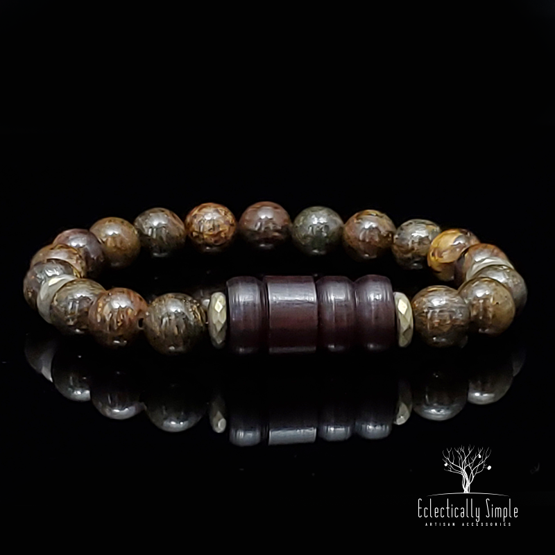 Apparel & Accessories > Jewelry Warrior Series 01 , Men's Bracelets / Cuffs - Eclectically Simple, LLC