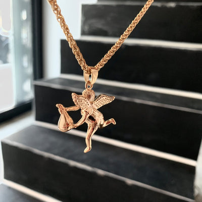 Lil Angel Gold Chain
