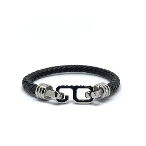 Seis Leather Bracelet