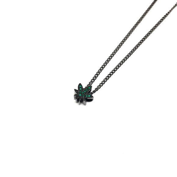 The Green V2 Black Chain
