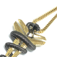 Black Mamba Necklace