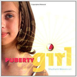 Puberty Girl (Paperback) by Shushann Movsessian