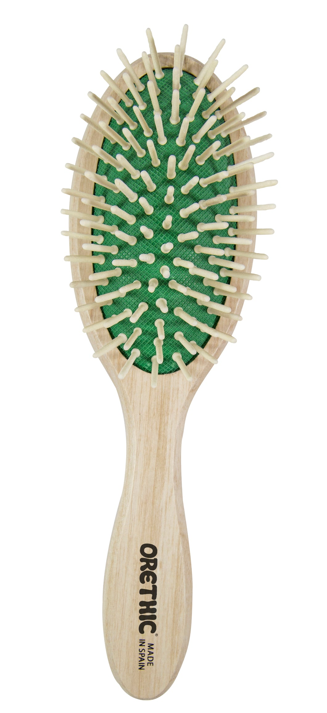 Hairbrush Wooden: Travel Size