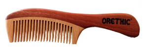 Two-Tone Comb with handle - Orethic.com