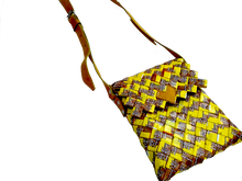 Load image into Gallery viewer, Eco-Cross-Body Bag with Flap - Orethic.com