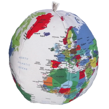 Load image into Gallery viewer, Organic Political Globe - Orethic.com