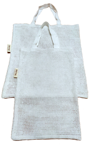 Recycled Cotton Grocery and Produce Bag - Orethic.com