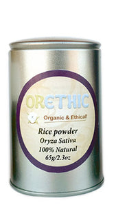 Rice Powder - Orethic.com