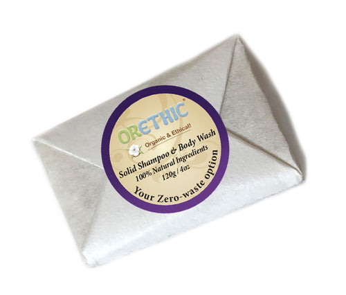 Shampoo and Soap Bar - Orethic.com