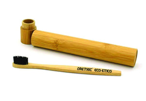 Bamboo Charcoal Toothbrush - Orethic.com