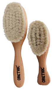 Wooden Soft Baby Brush - Orethic.com