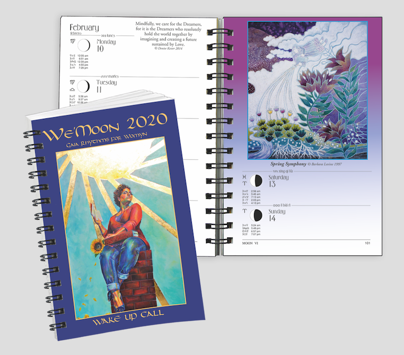 We'Moon Planner 2020 - Orethic.com