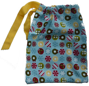 Cotton gift re-usable bag