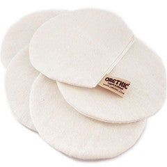 Organic Re-usable Soft Facial Pads - Orethic.com