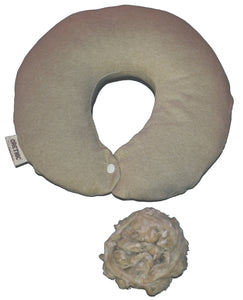 Organic Neck Pillow - Orethic.com