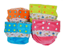 Load image into Gallery viewer, Organic Diaper Wrap - Orethic.com