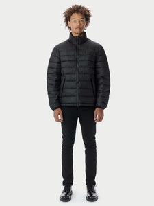 Quilted ThroughLiteloft Puffer- Black [bomber_Vandal], [The Very Warm], [The Very Warm]
