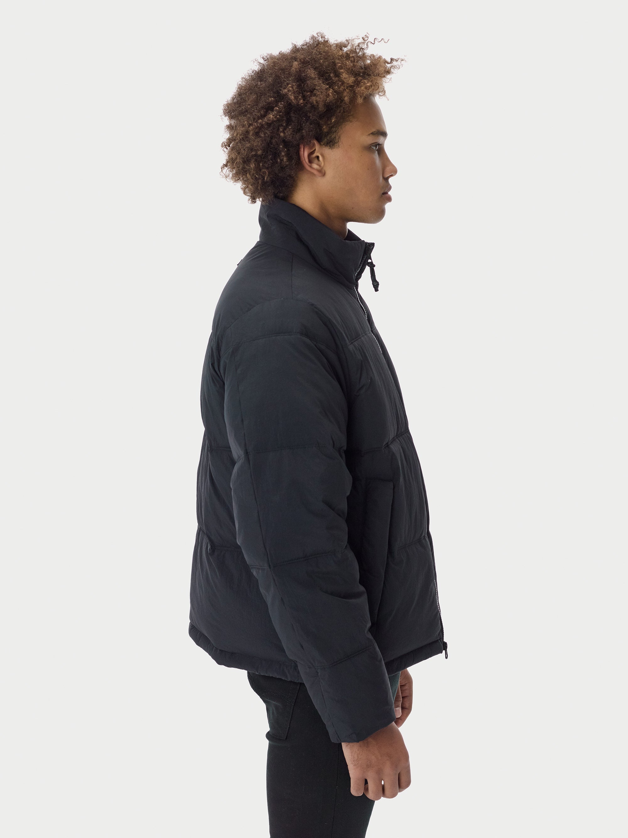 Puffer Puffer Coat - Black [bomber_Vandal], [The Very Warm], [The Very Warm]