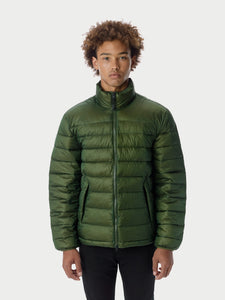 Quilted ThroughLiteloft Puffer- Olive [bomber_Vandal], [The Very Warm], [The Very Warm]