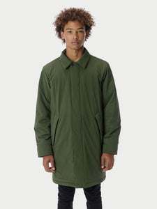 FilledCar Coat - Olive Car Coat - Olive