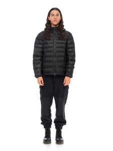 Quilted ThroughUltra Liteloft Puffer- Black [bomber_Vandal], [The Very Warm], [The Very Warm]
