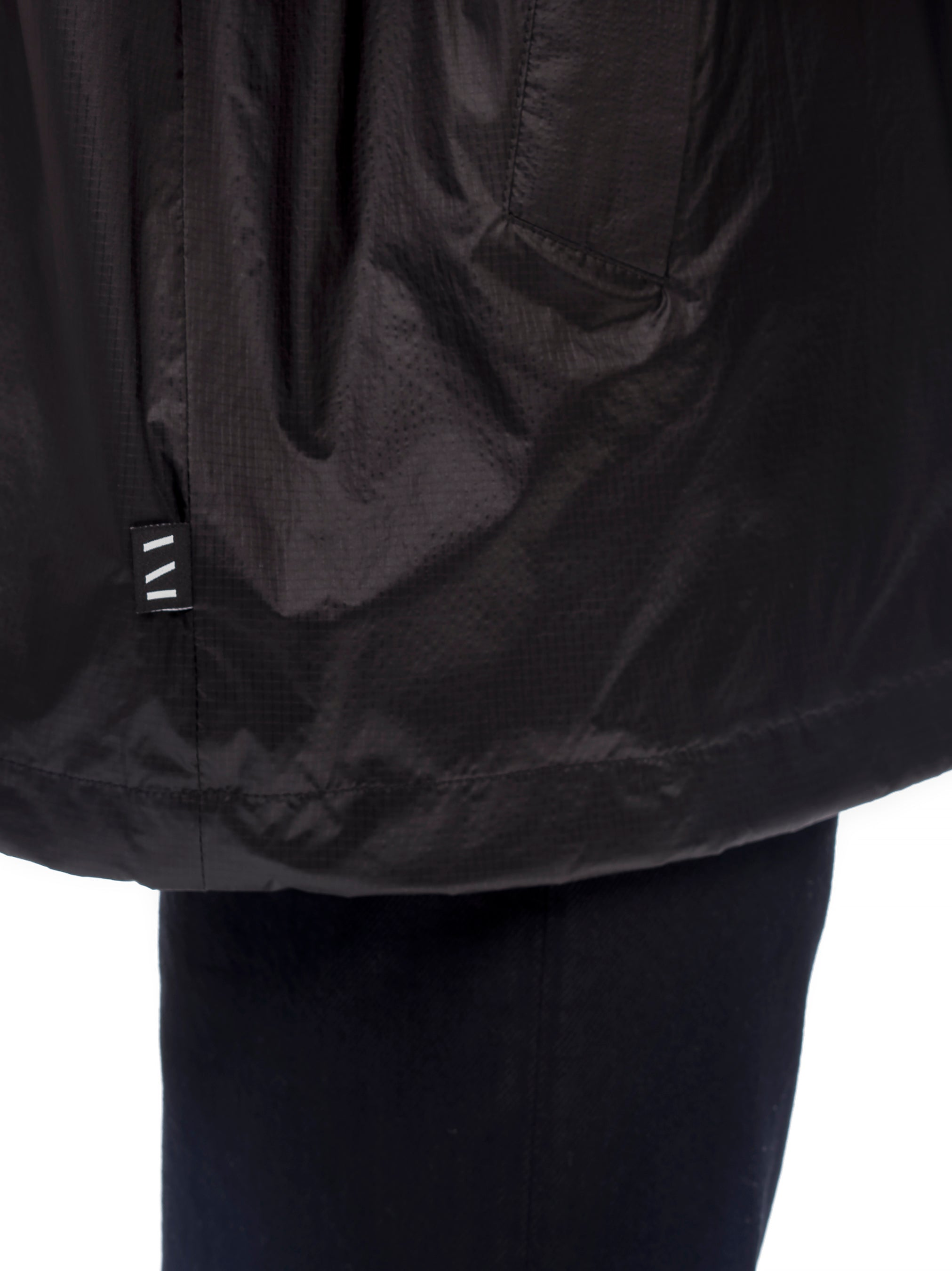 Windbreaker Hooded Windbreaker - Black [bomber_Vandal], [The Very Warm], [The Very Warm]