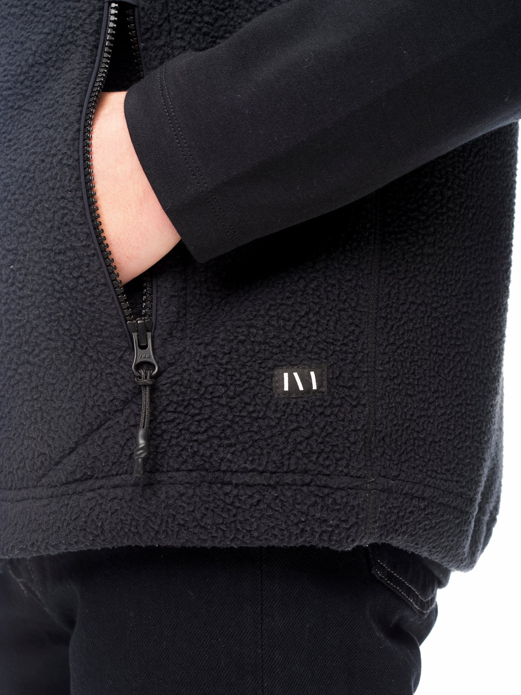 Fleece Fleece Vest - Black [bomber_Vandal], [The Very Warm], [The Very Warm]