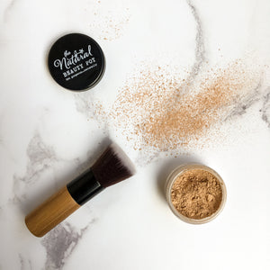 How do you apply Mineral Foundation?