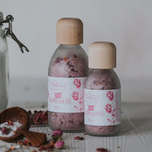 Rose Bath Salts, Artisan, Vegan