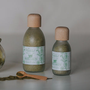 Seaweed & Lime Bath Salts