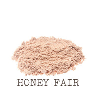 Honey Fair Mineral Foundation The Natural Beauty Pot