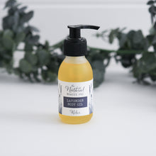 Lavender Body Oil, Natural, Organic, Handmade, Vegan, Cruelty Free