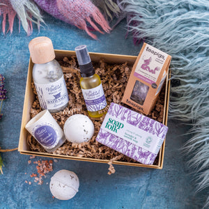 Lavender Lovers Pamper Hamper