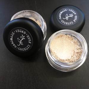 New Mineral Eyeshadows