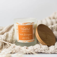 Wild Lemongrass Soy Wax Candle 30cl