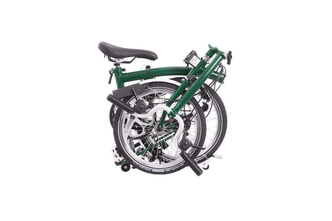 Brompton H6L Racing Green Kultrad Berlin