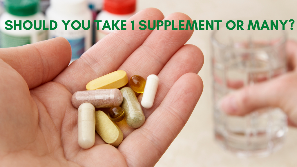 How Many Vitamins Supplements Should I take?