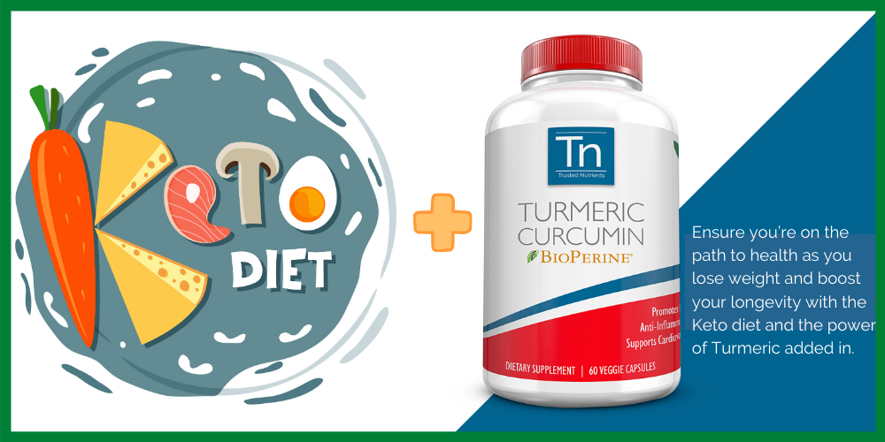 The Keto Diet and The Benefits Of Turmeric
