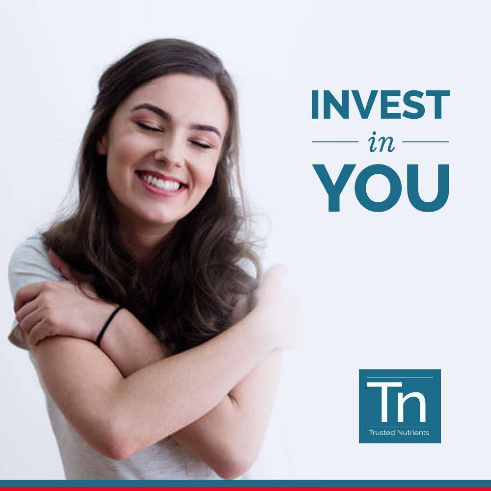Invest In You Gift Card - Trusted Nutrients