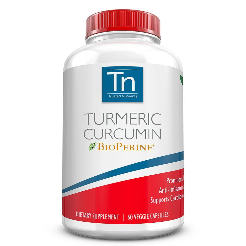 Turmeric Curcumin Supplements