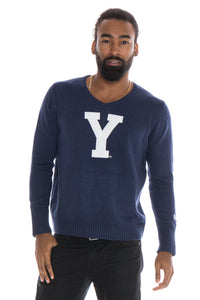 Brigham Young University V-Neck Sweater