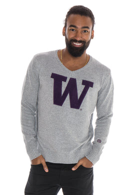 Washington V-Neck Sweater