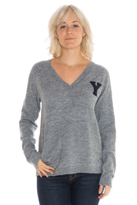 Yale Wool Blend Sweater