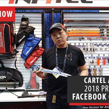 Cartel lets us get our hands on their new products for 2018 - ATA Show 2018